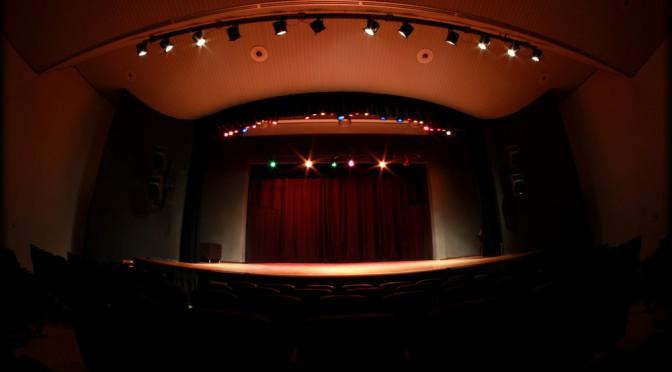 Scène Salle Laurent Paquin