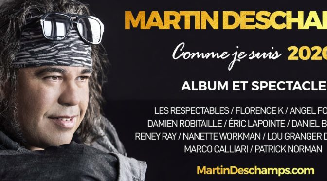 Martin Deschamps le 27 mars 2021 à 35$