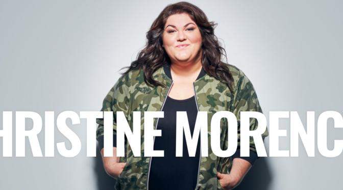 Christine Morency le 21 mai 2022 à 20:00h à 30$