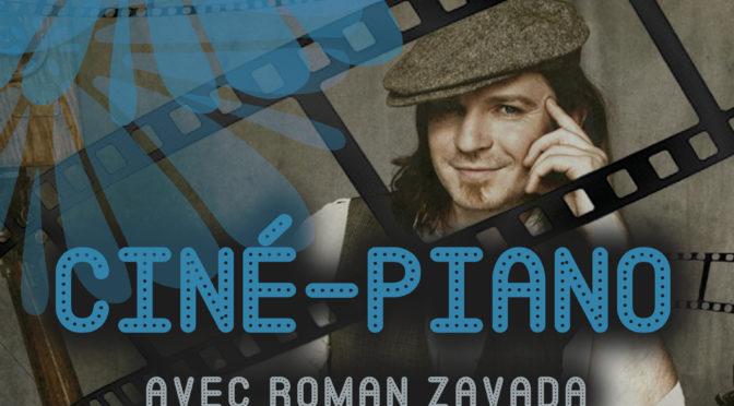 Roman Zavada aux journées de la culture le 25 septembre  inscription c'est gratuit